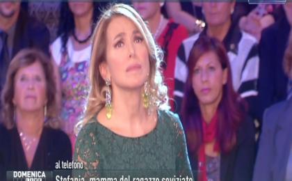 Domenica Live: ragazzo seviziato a Napoli, la mamma ospite assente dell'Arena di Giletti