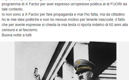 Fedez via da X Factor 8: Sky interpellata sulle sorti del giudice per il 'caso Grillo'