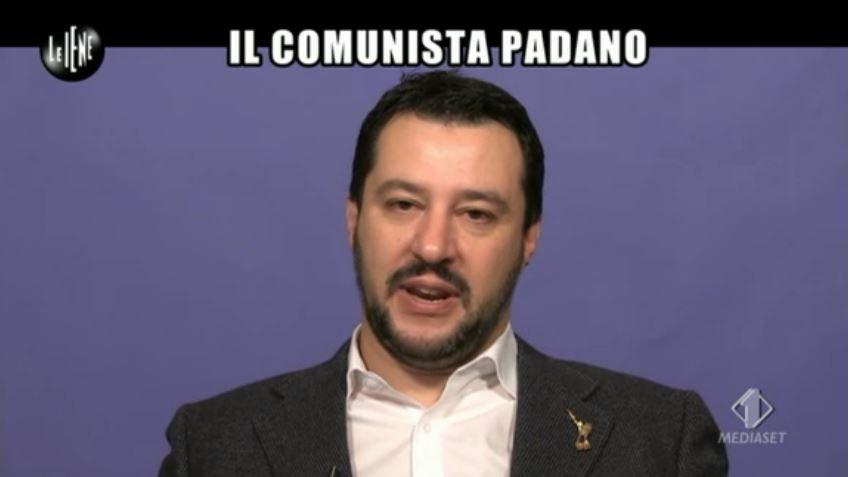 Iene 291014 Salvini