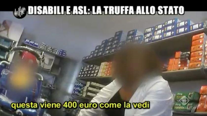 Le Iene 151014 Renzi e sla 4