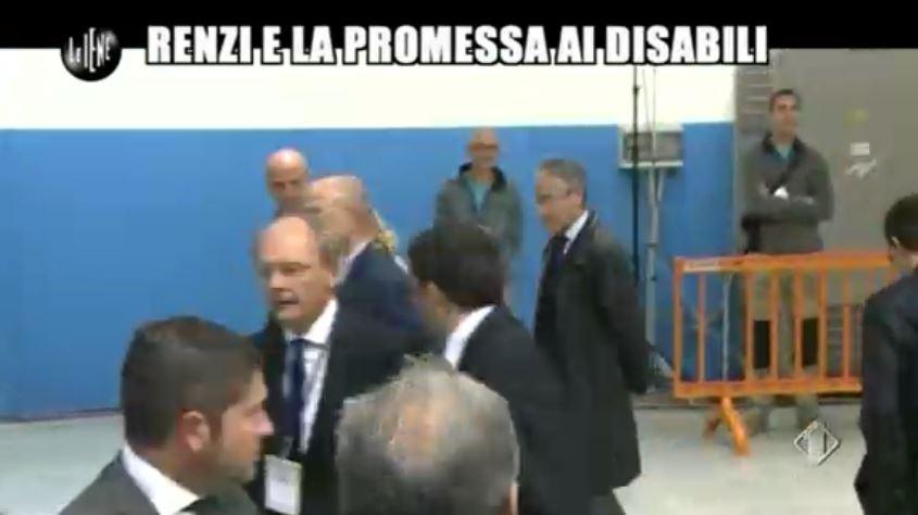 Le Iene 151014 Renzi e sla