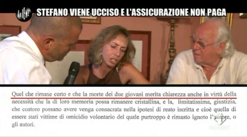 Le Iene 151014 Sentenza