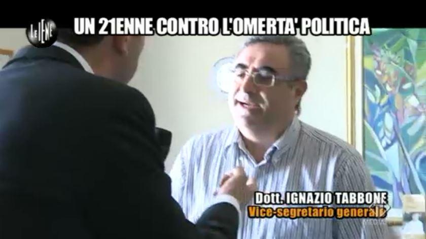 Le Iene 151014 Sicilia elezioni 2