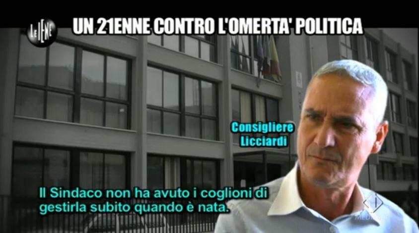 Le Iene 151014 Sicilia elezioni 5