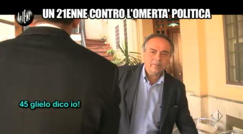 Le Iene 151014 Sicilia elezioni 7