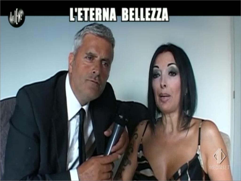 L'eterna Bellezza a Le Iene, il servizio di Enrico Lcucci