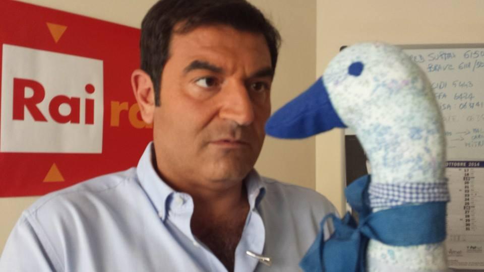 La Papera non fa l'Eco a Rai Due: per Max Giusti gioco-forza in tv da novembre