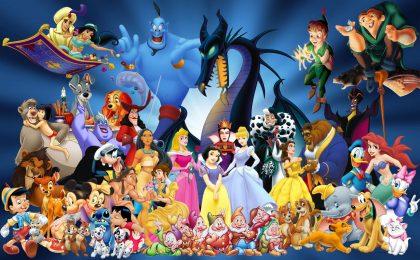 Che personaggio Disney sei? Il test per scoprirlo