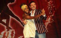 Ballando con le stelle 2014, coppie concorrenti: Vincent Candela e R. Elle Niane - La scheda