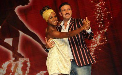 Ballando con le stelle 2014, coppie concorrenti: Vincent Candela e R. Elle Niane – La scheda