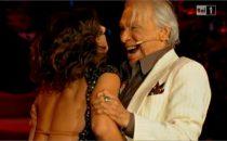Ballando con le Stelle 2014, Giorgio Albertazzi lascia il cast per i troppi impegni