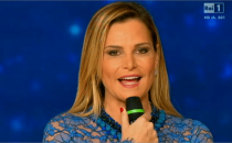 Simona Ventura a Ballando con le stelle