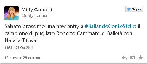 tweet carlucci