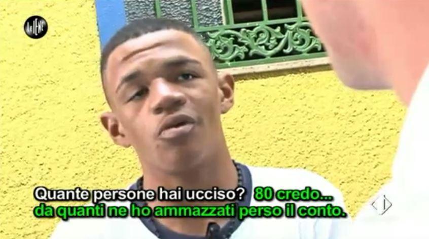 Le Iene 12112014 Cizco 10