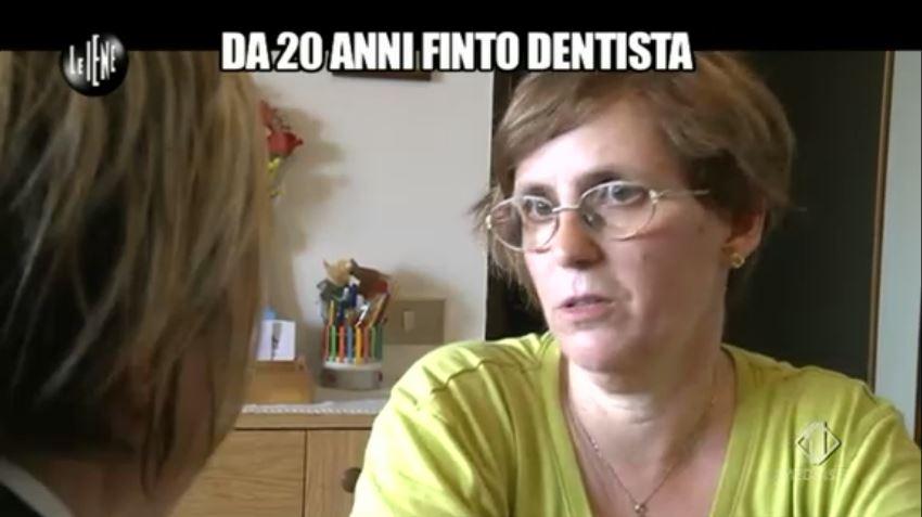 Le Iene 12112014 Finto dentista 3