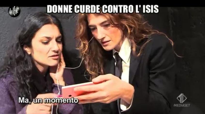 Le Iene 12112014 Isis 2