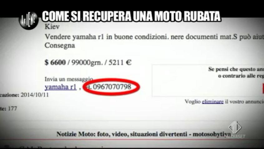 Le Iene 12112014 Moto 2