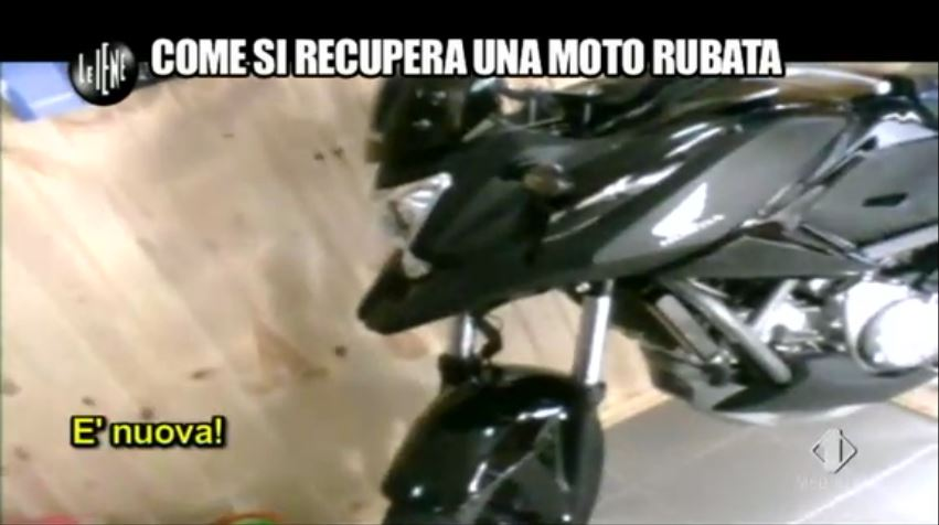 Le Iene 12112014 Moto 3