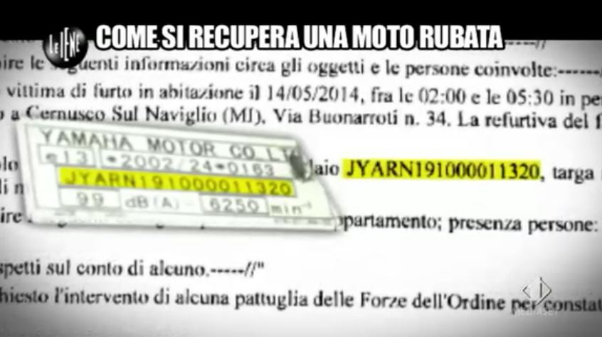 Le Iene 12112014 Moto 5