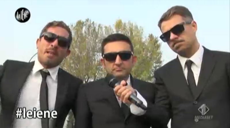 Le Iene 5112014 Trio Iene