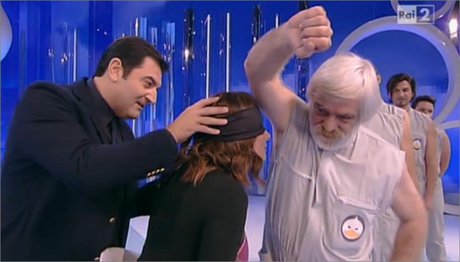Le papera non fa l'eco, per Vladimir Luxuria operazione ascelle in diretta TV