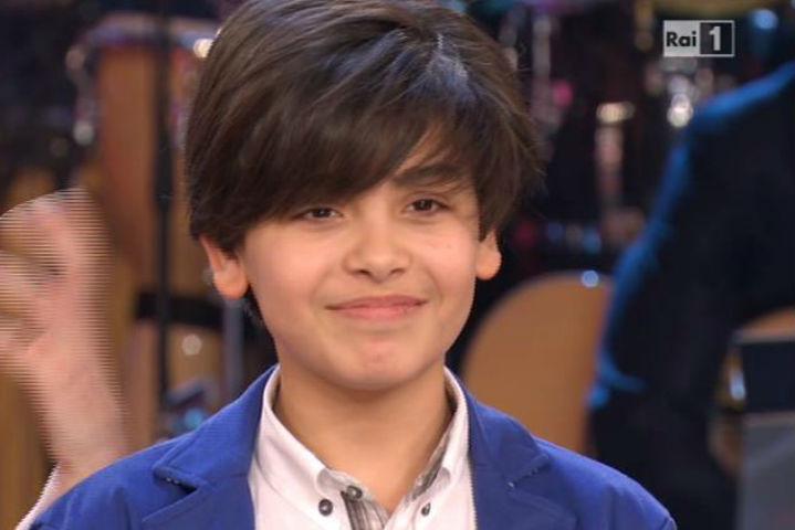 Vincenzo Cantiello vincitore dello Junior Eurovision 2014: Clerici esulta con 'gaffe'