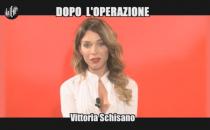 Vittoria Schisano, intervista a Le Iene dopo loperazione: Sanremo? Un sogno da donna un po speciale