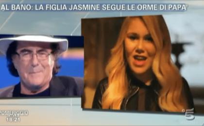 Pomeriggio 5, AlBano da Barbara D'Urso senza Romina: è fissa per il cantante & Co