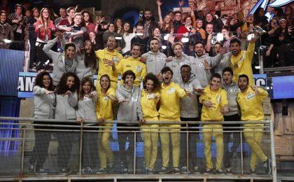 Amici 2015, la settima puntata del 24 gennaio 2015 su Canale 5: eliminata Luana, salvo Simone