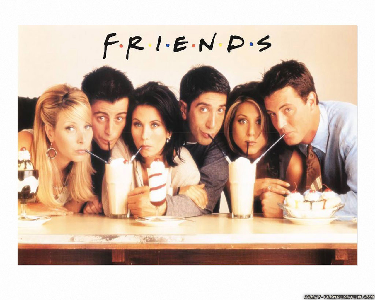 tv friends