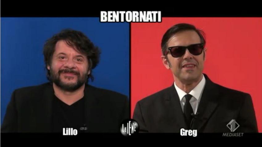 Le Iene 312 Lillo e Greg