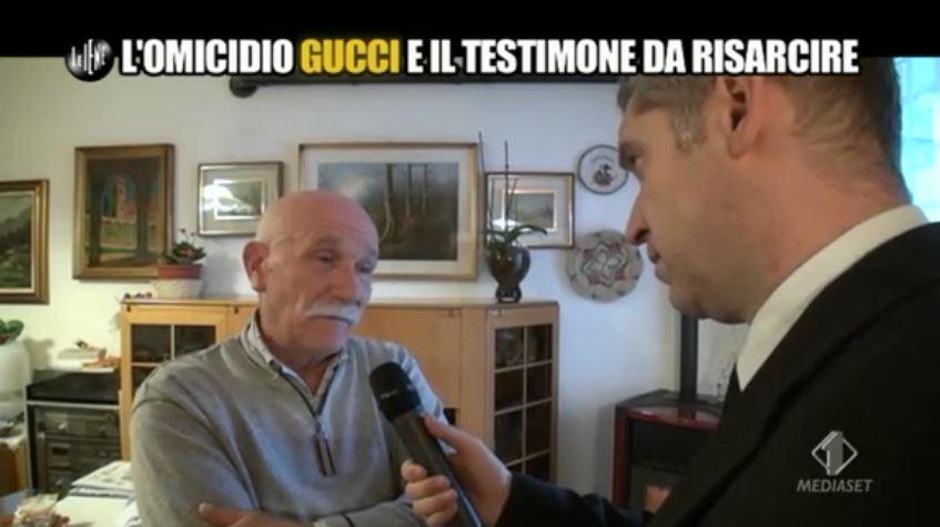 Le Iene 312 Omicidio Gucci 2