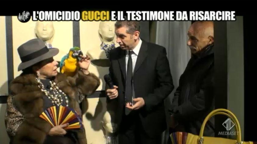 Le Iene 312 Omicidio Gucci 4