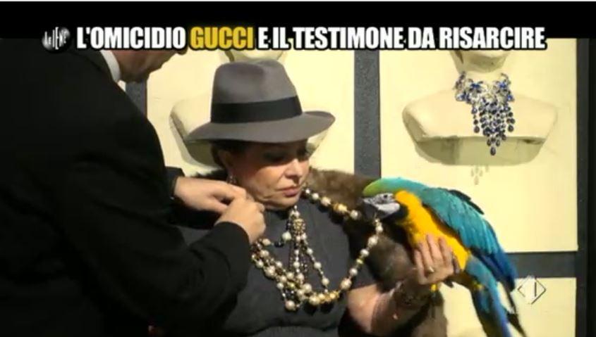 Le Iene 312 Omicidio Gucci