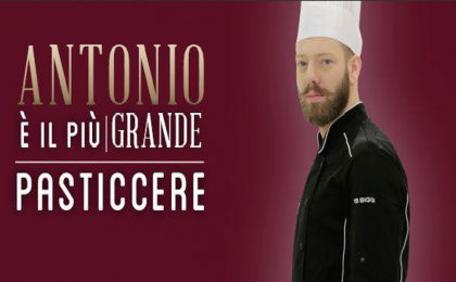 Il più grande pasticcere: il vincitore è Antonio Daloiso