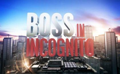 Boss in Incognito, Rai 2 – seconda stagione: decima puntata 2 marzo 2015 con Gianluca Mech [Anticipazioni]
