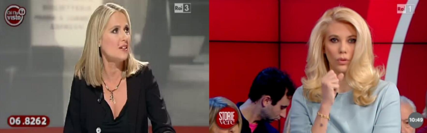 Chi l'ha visto, Federica Sciarelli contro Eleonora Daniele: Storie Vere è un plagio?