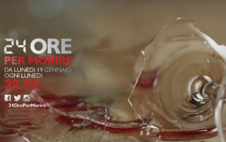 24 ore per morire su Crime+Investigation: il docu-reality sul giorno prima degli omicidi