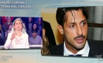 Barbara DUrso, Fabrizio Corona e la lettera dal carcere a Domenica Live: 'Parla con me dal televisore