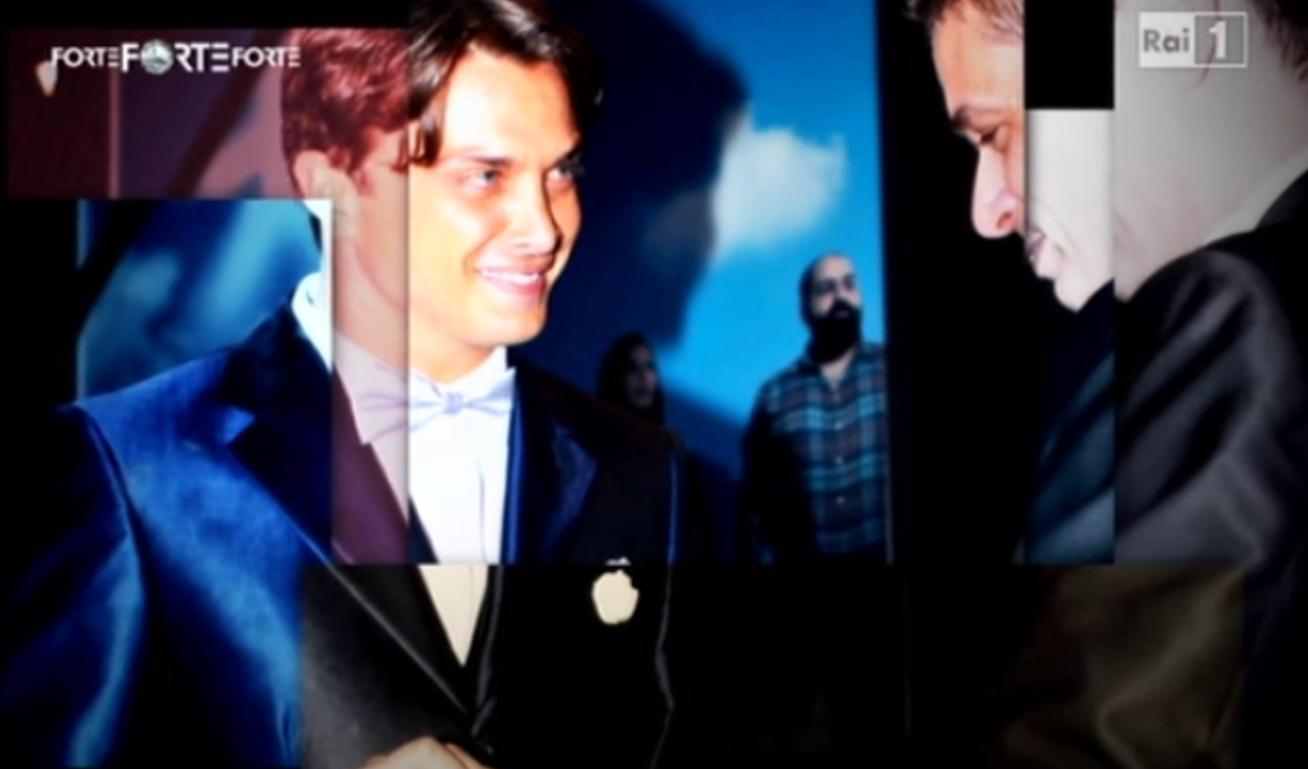 Daniel sposa Manuel   le immagini a Forte Forte Forte