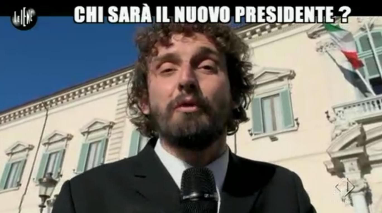 Filippo Roma e il totoQuirinale
