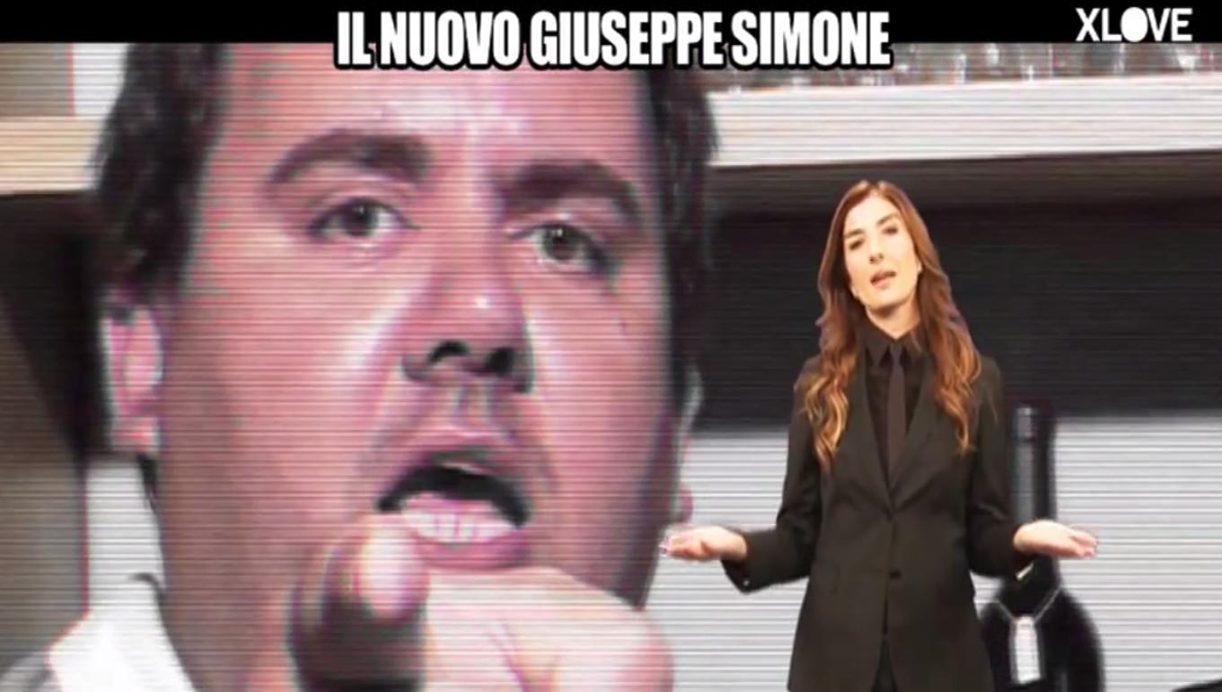 XLove, Giuseppe Simone a Le Iene bipartisan: la web star 'si accoppia' con Nina Palmieri