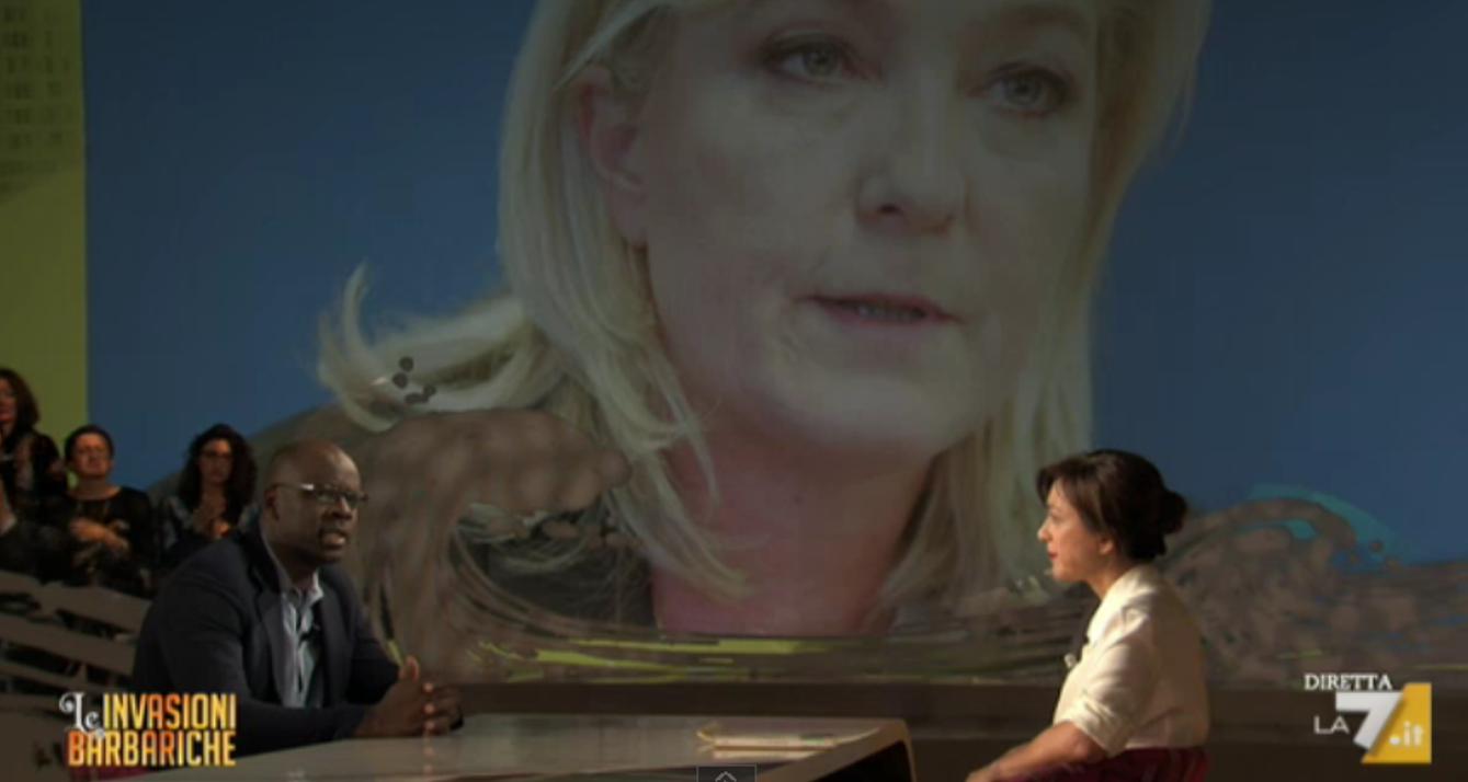 Lilian Thuram parla di Marine Le Pen circa la pena di morte