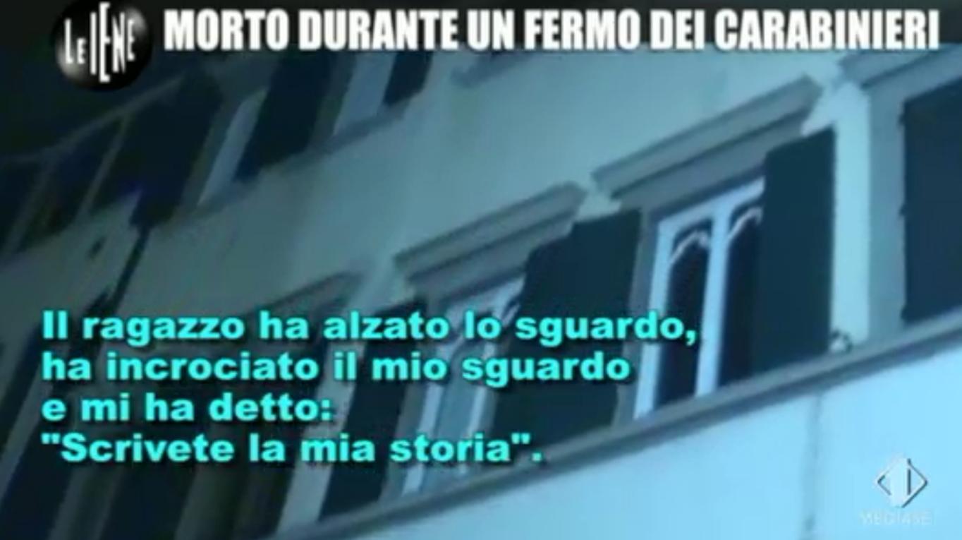 Morto durante un fermo dei carabinieri