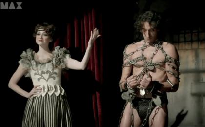 Houdini, la serie TV su DMAX: Adrien Brody torna nel secondo e ultimo episodio