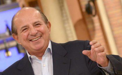 Giancarlo Magalli presidente, l'intervista di Simona Ventura al conduttore de I Fatti Vostri