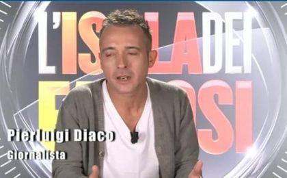 Pierluigi Diaco lascia L'Isola dei Famosi 2015: dice no a Playa Desnuda e va via