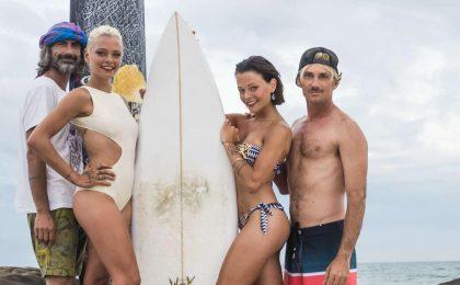Le Donatella a Televisionando: 'Italian Pro Surfer è imprevedibile come noi' [INTERVISTA]