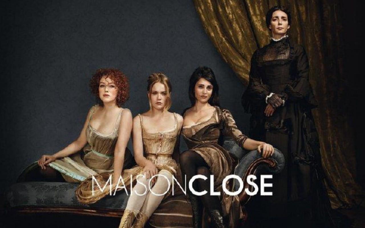 Maison Close su Laeffe: la serie tv in onda dall'11 gennaio 2015