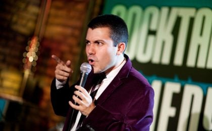 Stand Up Comedy, i Satiriasi e Saverio Raimondo su Comedy Central: puntata 16 febbraio
